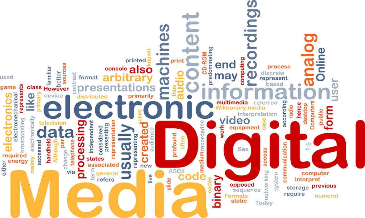electronic media content model Electronic media is a multinational consulting firm that provides web marketing services and product distribution through the world wide web.